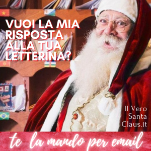 Risposta da Babbo Natale